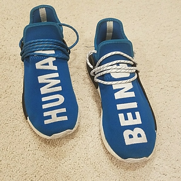 best service 6bbbf b3068 Adidas x Pharrell Williams | Human Being (Real)